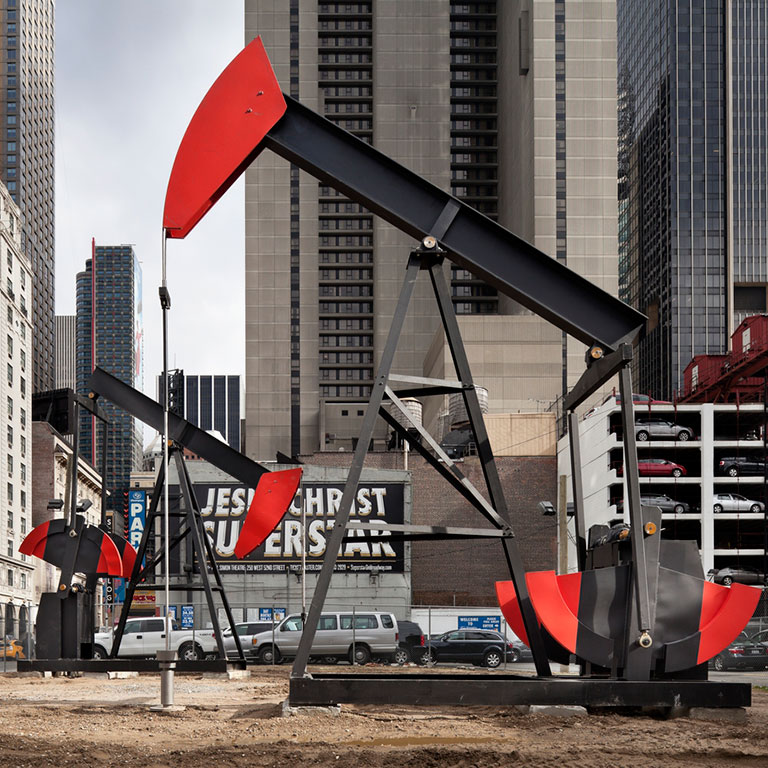Manhattan Oil Project