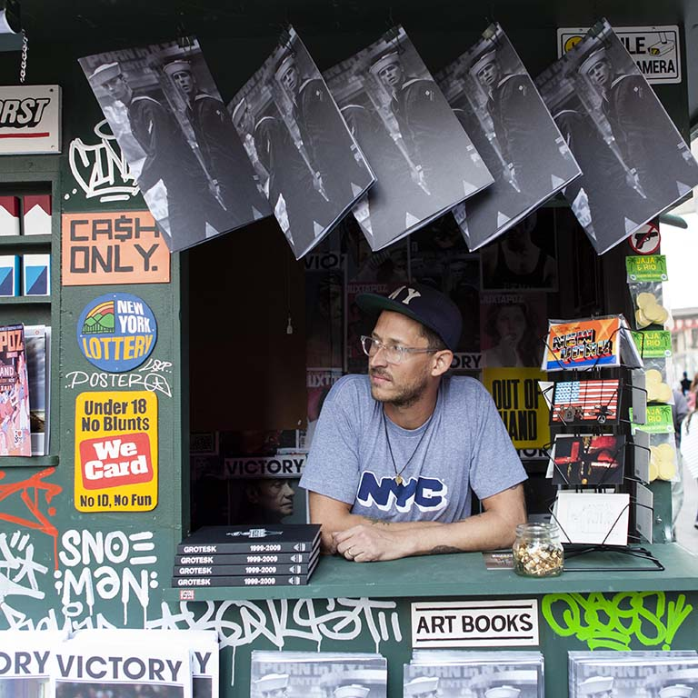 T.SQ Newsstand