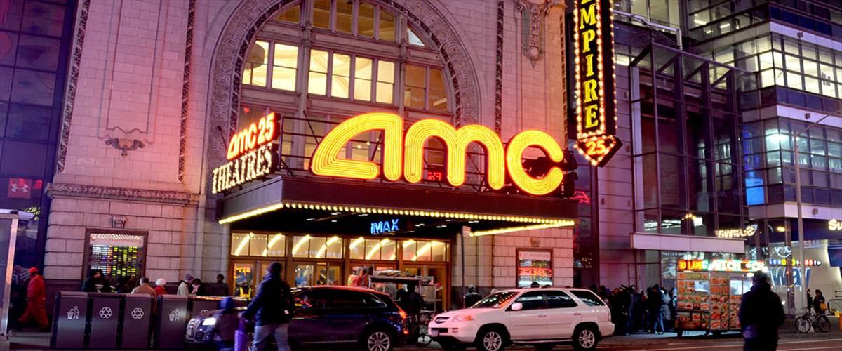 Times Square Arts: AMC Theatres