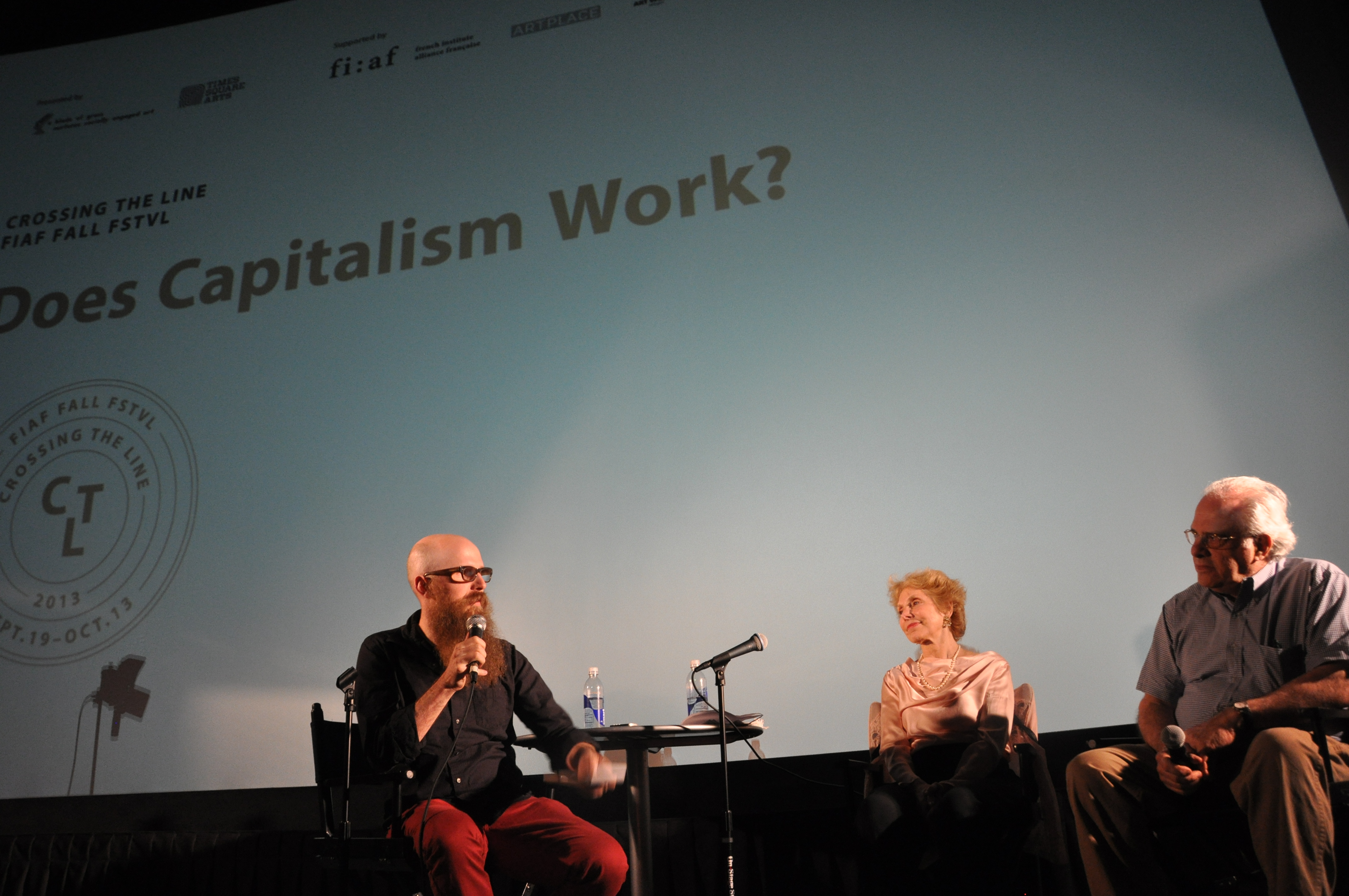 steve lambert, does capitalism work for me, amc empire 25