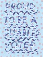 Vote Your Future thumbnail: Finnegan Proud to be a Disabled Voter