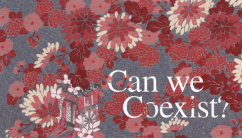 Can we coexist? by Jun Mabuchi
