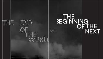 La fin du monde ou le début du prochain par Jon Santos