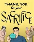 Christine Wong Yap sacrifice thumbnail
